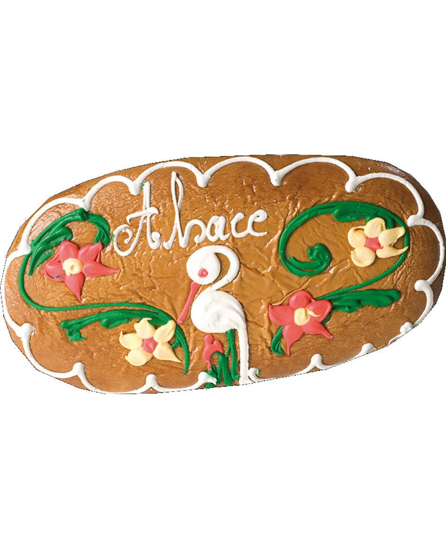 Pain d'épices d'Alsace Ovale