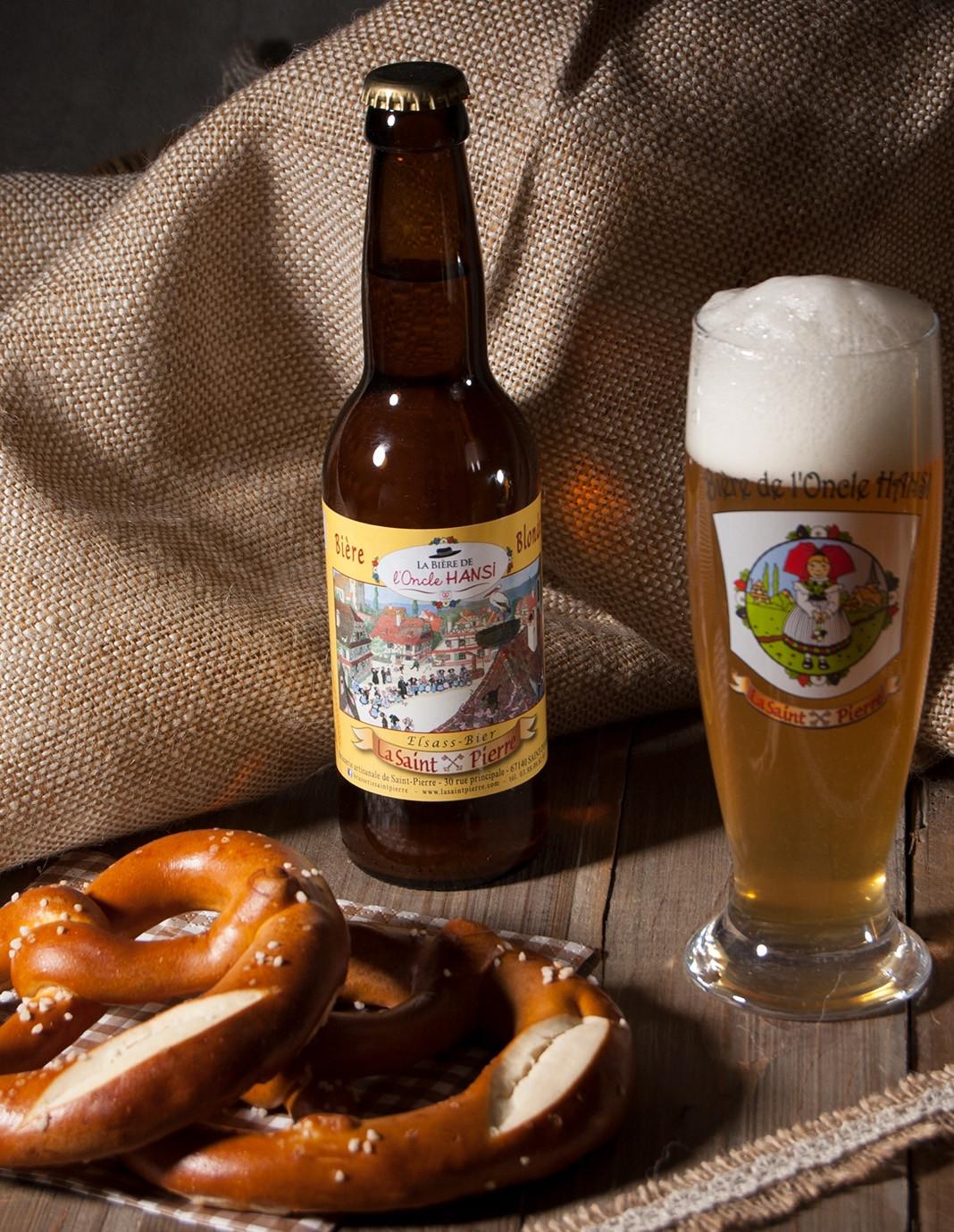 Bière de l'Oncle Hansi