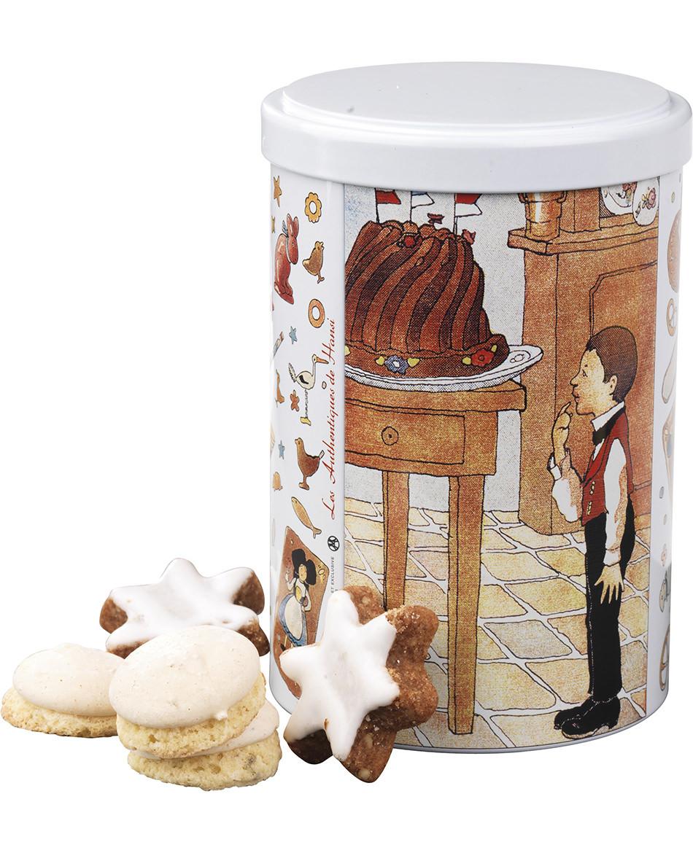 Boîte à thé décor Hansi