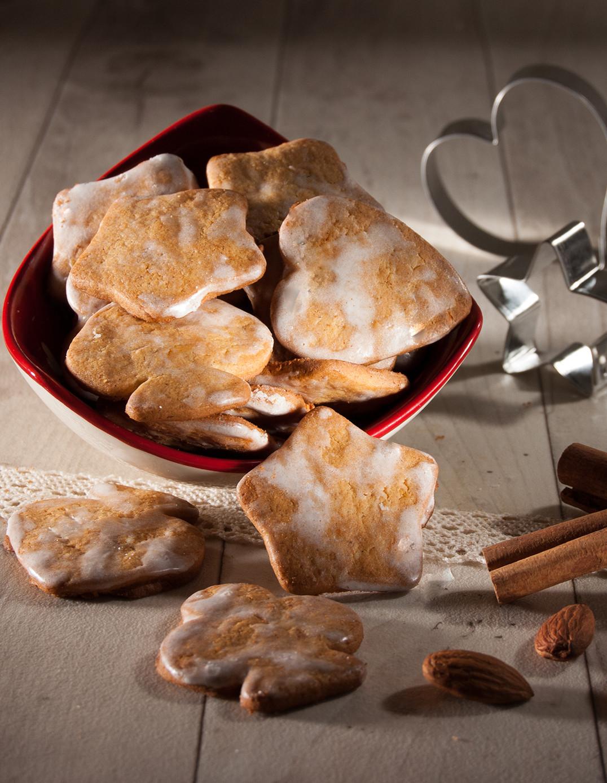 Petits gâteaux souabes - Schwowebredele Biscuiterie de l'Oncle Hansi