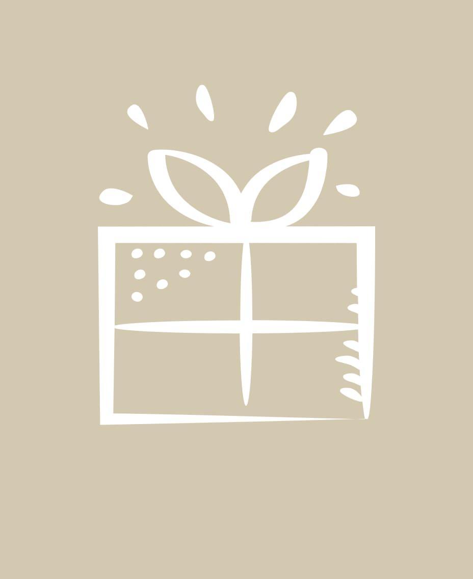 Cadeau surprise offert