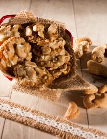 Palets aux noix de cajou