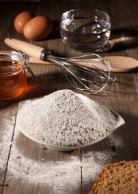 Farine - préparation pour pain d'épices