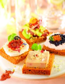 Pain d'épices des Gourmets -  Figues & piment d'Espelette