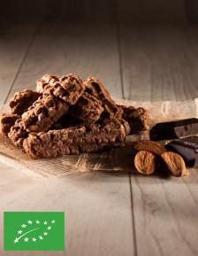 Spritz choco amandes BIO Biscuiterie de l'Oncle Hansi