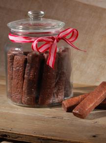 Guimauve artisanale chocolatée