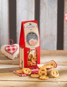 Biscuits apéro - Munster / Carvi 150g