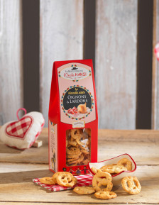 Biscuits apéro - Oignons / Lardons 150g
