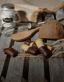 Mini stollen choco coco